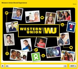 Western Union Brand Experience