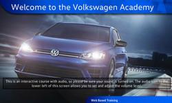 Volkswagen Academy elearning