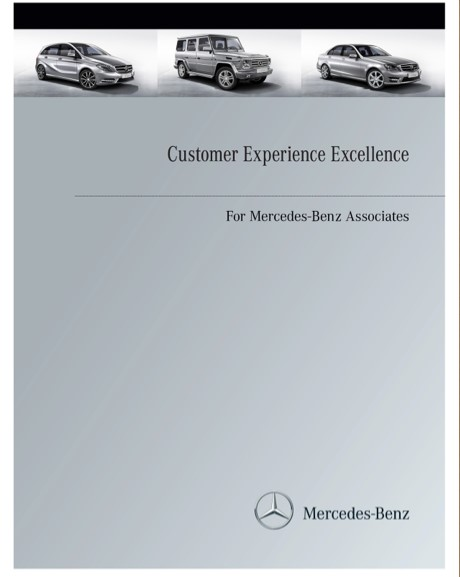MercedesBenz Customer Experience