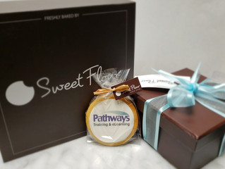 Celebrating eLearning and Training Successes!  A Special Thank You to Sweet Flour!