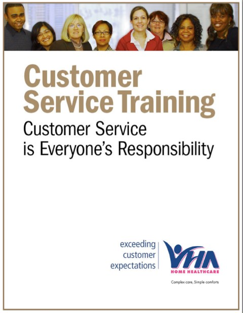 VHA Customer Service Training