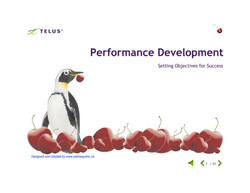 Telus Performance Development elearn