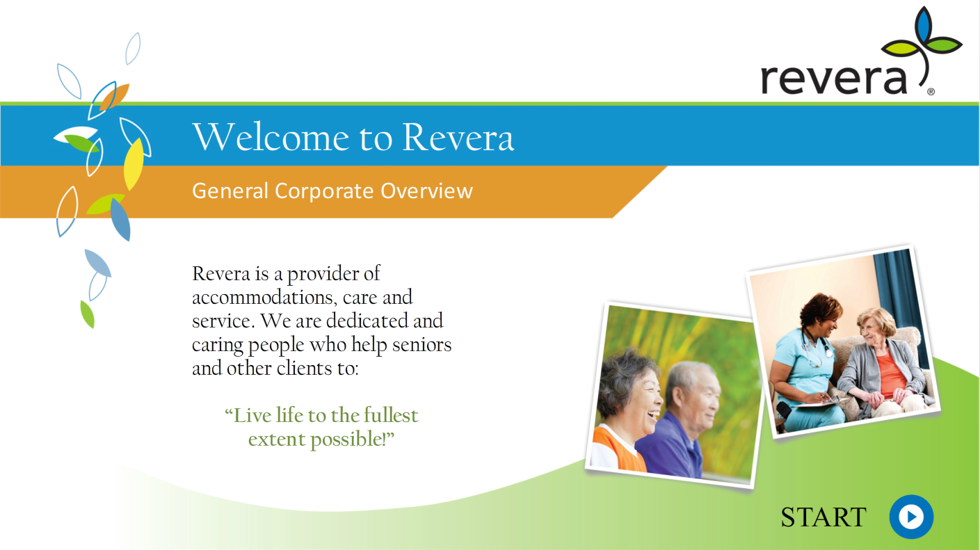 Revera General Corporate Overview
