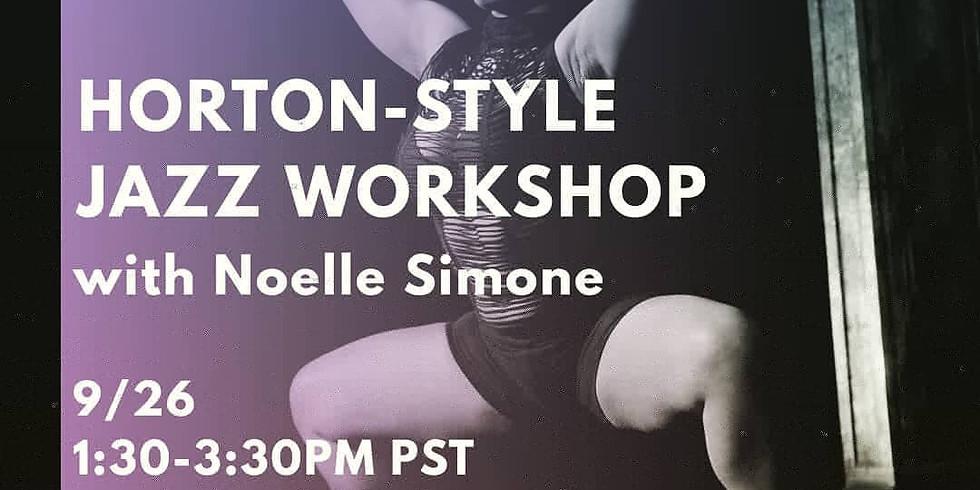 Horton-Style Jazz Workshop