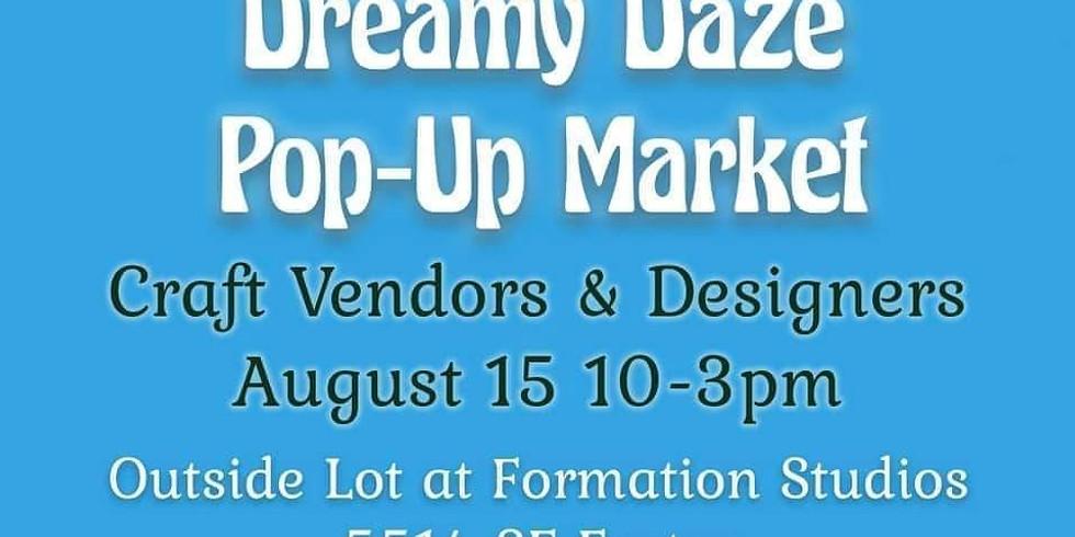 Dreamy Daze Pop-Up Market