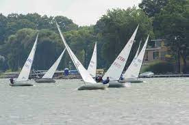 Spring Lake Sailing off to a Strong Start