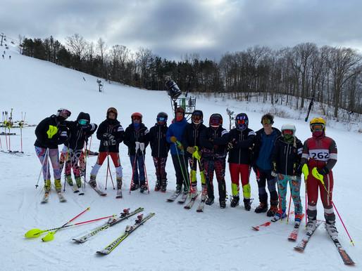 Spring Lake Ski Team Heads to Caberfae