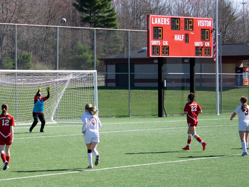 Varsity and JV Girls Soccer Loses Tough Battle with Unity Christian