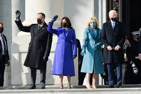Inauguration of President Joe Biden and Vice-President Kamala Harris