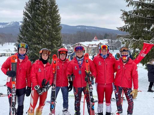 Laker Boys' Ski Team Takes on States