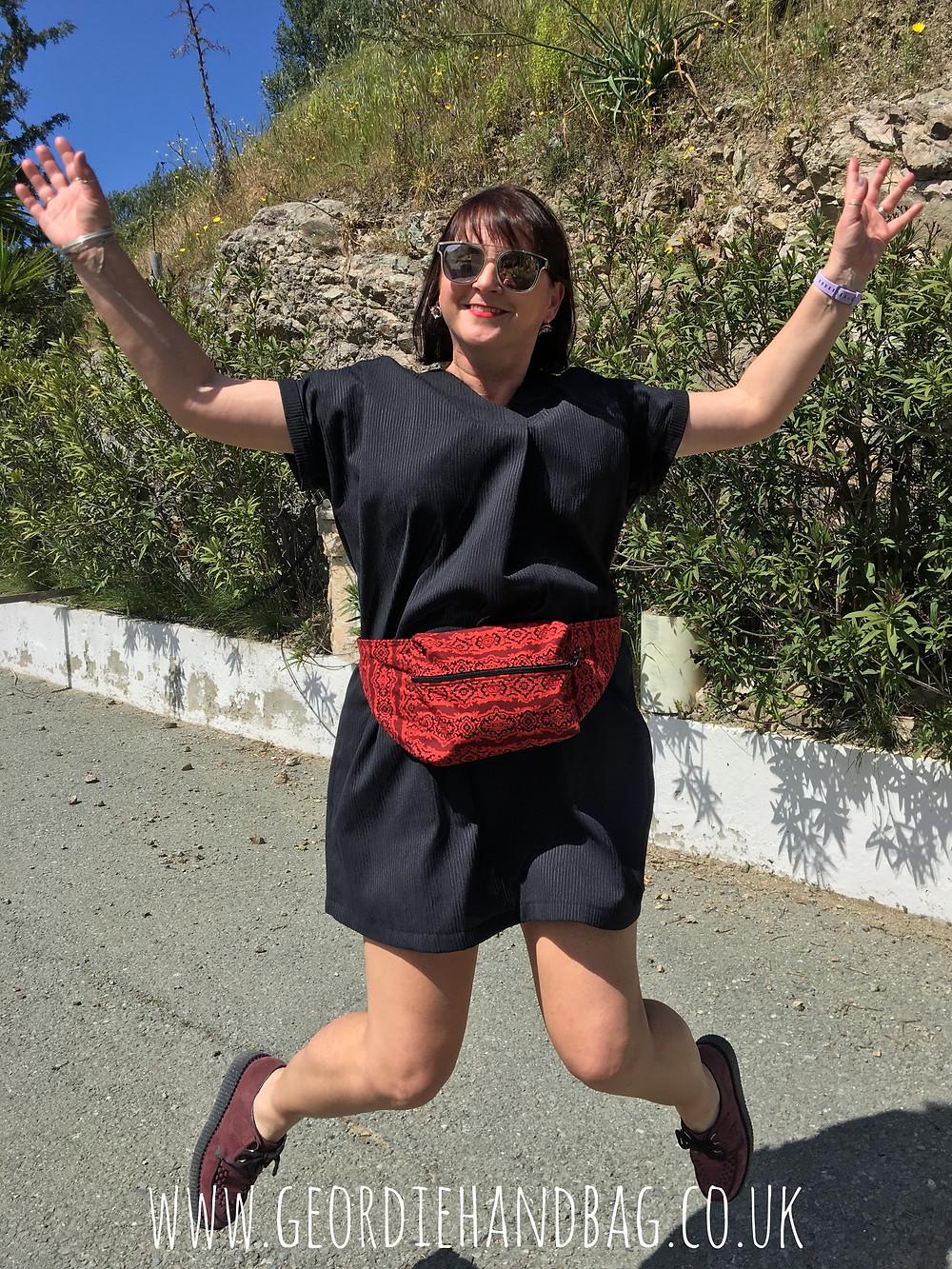 Rebecca Page Bum Bag