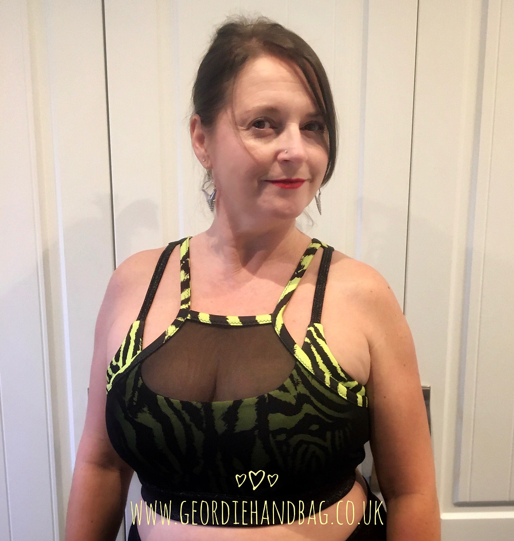 The Switch It Up Bra pdf pattern george and ginger