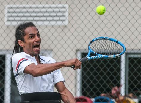 Brasília Open recebe principais atletas do Tênis em Cadeira de Rodas de 4 a 7 de julho