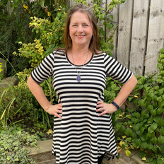 Making a Pattern using a Ready-to-Wear Tee