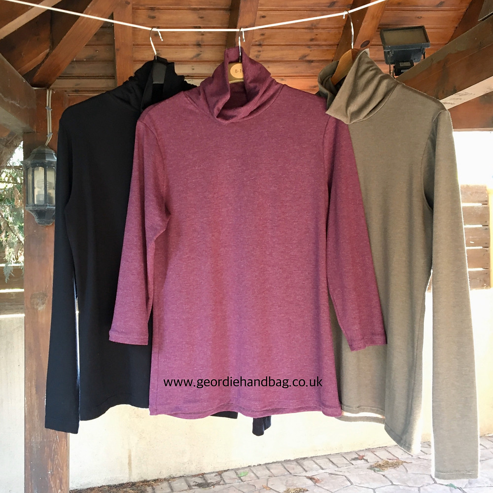 A Review of the Trudy Turtleneck by Wardrobe by Me
