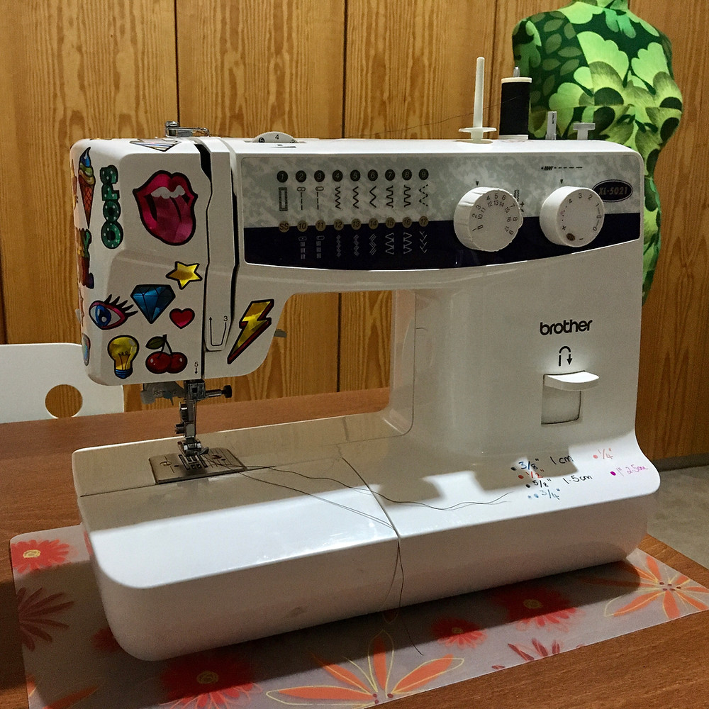 Brother XL-5021 Sewing Machine