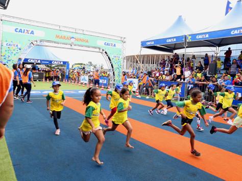Brasília recebe a Maratoninha pelo 17º ano consecutivo