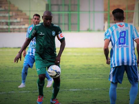 Baiano é o novo reforço do Brasília FC