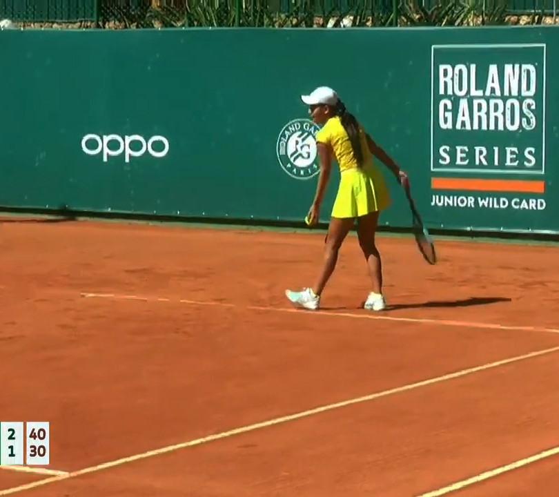 Roland Garros Junior Wild Card 2020