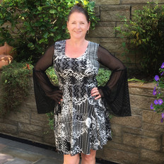 The Lively Top and Dress, George + Ginger Patterns