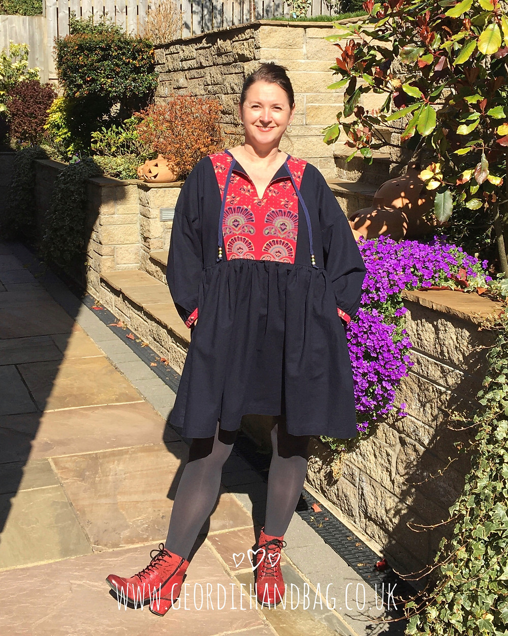The March Top and Dress Pdf Pattern Review Helens Closet