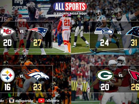 O Super Bowl se aproxima