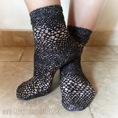 Sew It Forward Sock Pattern