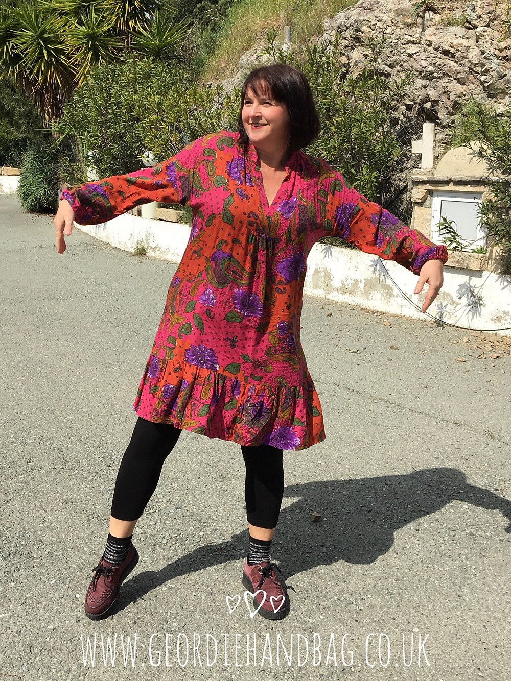 A Review of the Aurora Tunic Dress by Wardrobe by Me