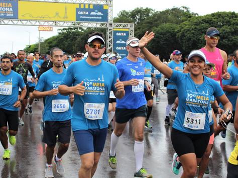 19ª Meia Maratona Internacional Caixa Brasília, tradição no aniversário da cidade