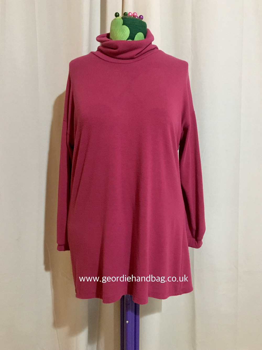 The Weekender Tunic by 5 out of 4 Patterns