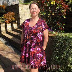 The Laurel Dress or Tunic, Greenstyle Creations
