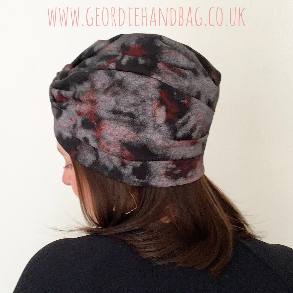 Turban Two Pack Pdf Pattern Trish Newbery