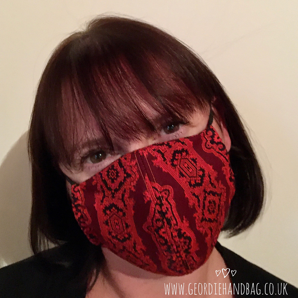Face Mask Covering Free Pdf Pattern