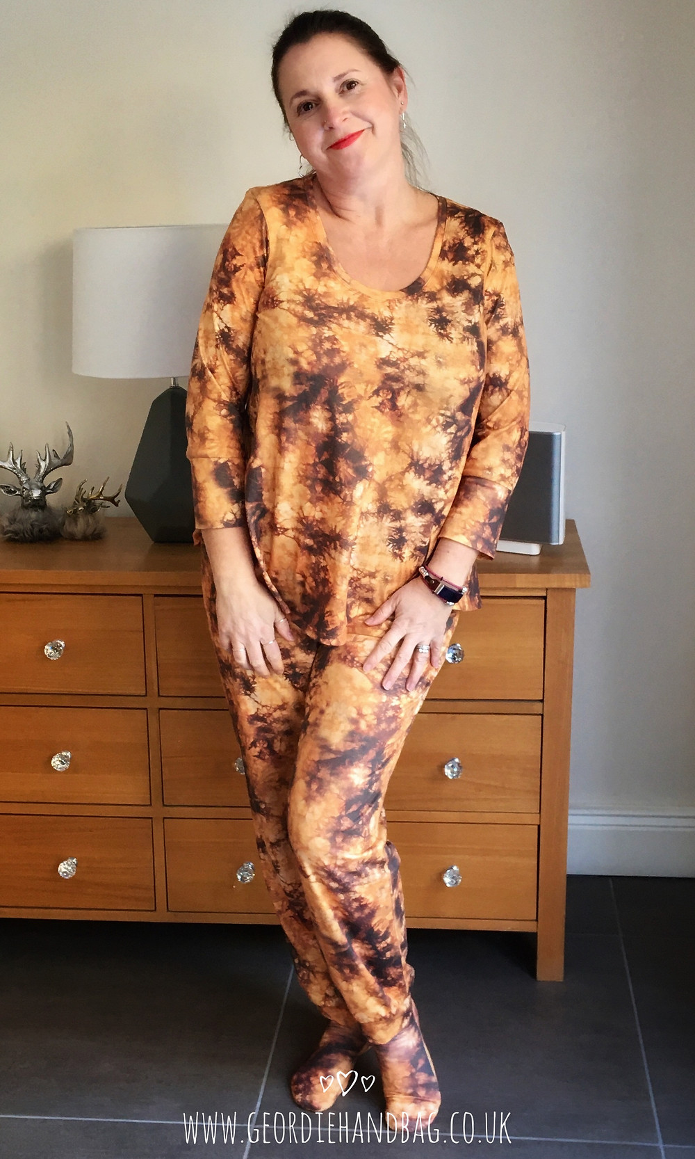 Pyjamas Lounge Wear Set Free Pdf Pattern