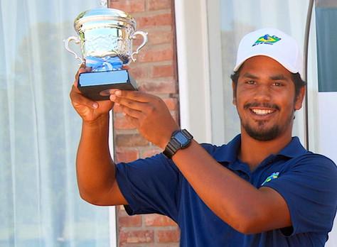 O golfe brasileiro conquista mais um título internacional.
