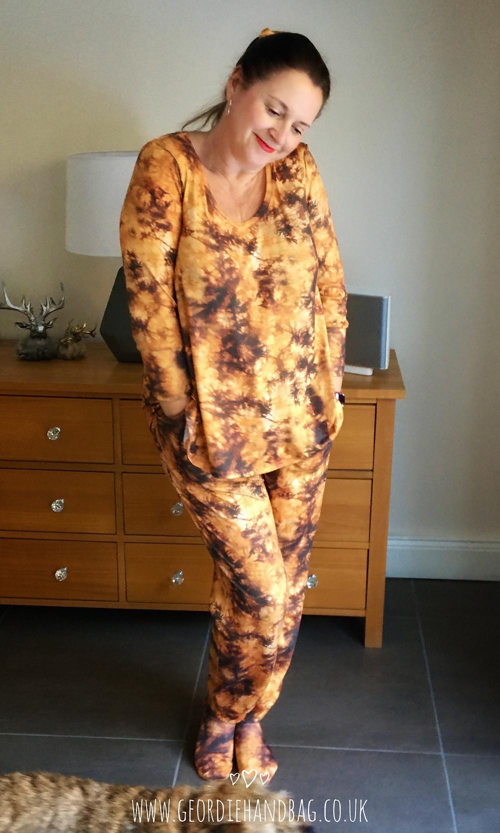 Free Pyjamas Lounge Wear Pdf Pattern