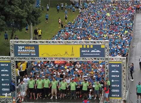 Meia Maratona de Brasília chega à sua 20ª edição