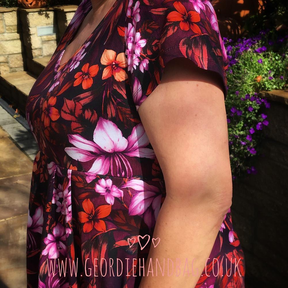 Laurel Dress Tunic Greenstyles Pdf Pattern Review