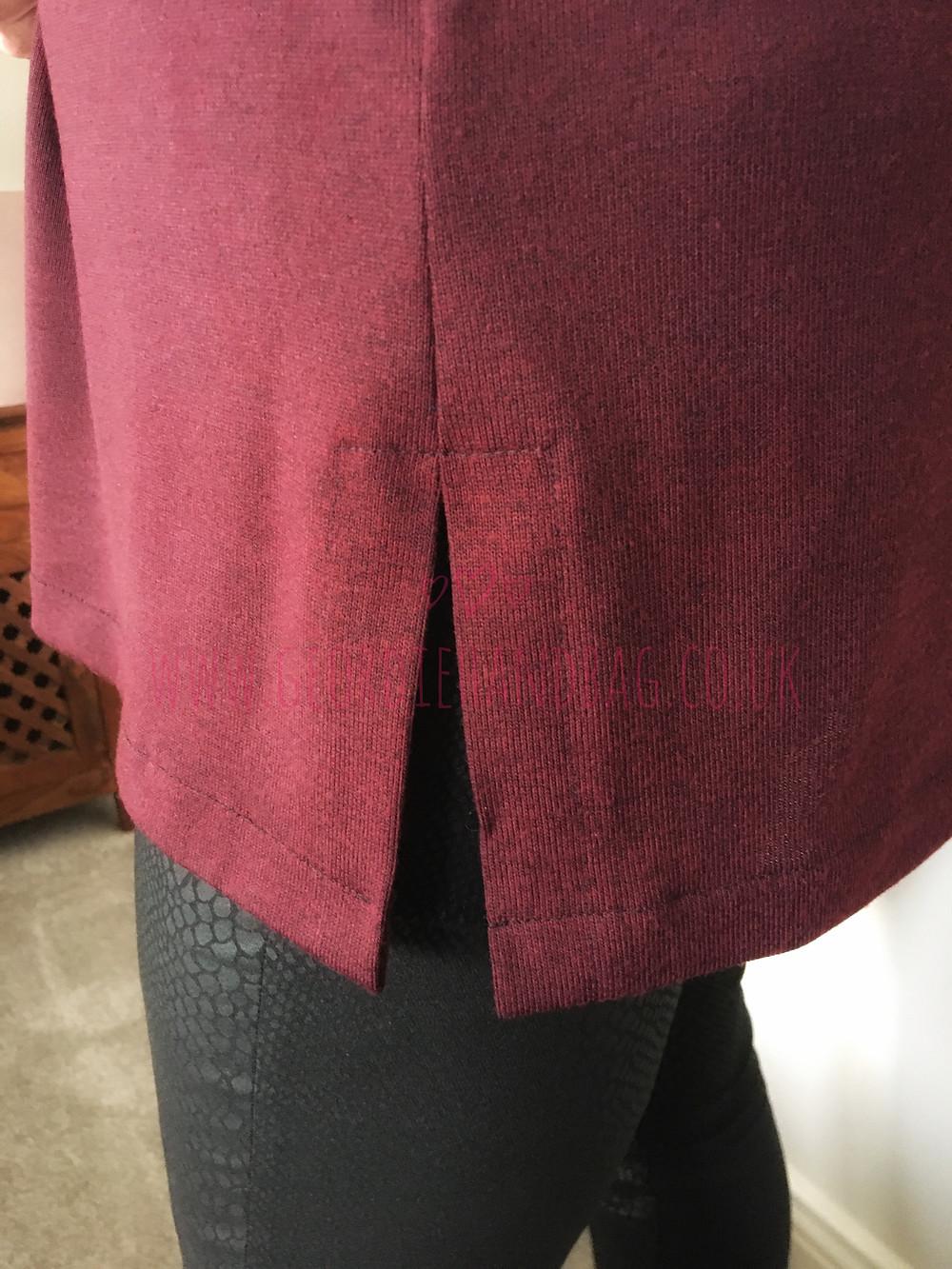The Piper Sweater Pdf Pattern Trish Newbery Designs