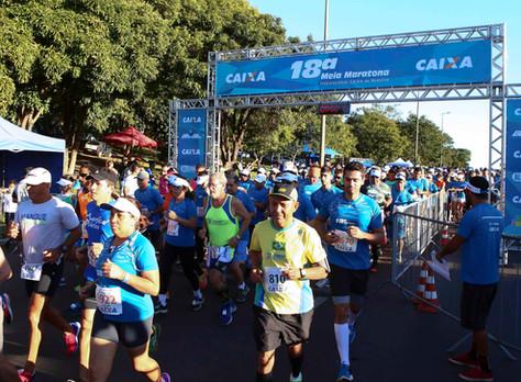Meia Maratona Internacional Caixa Brasília 2017