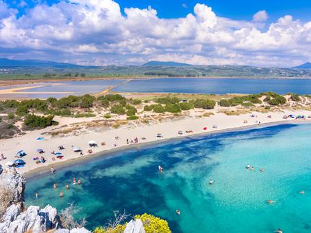 De mooiste stranden op de Peloponnesos