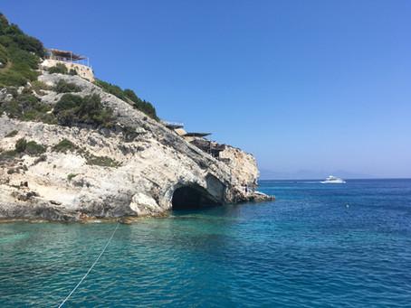 4 leukste eilanden rondom de Peloponnesos