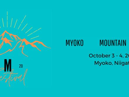 10月3日(土)Myoko Mountain Music