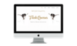 Web design | Bloomcool design for Bellydanceschool