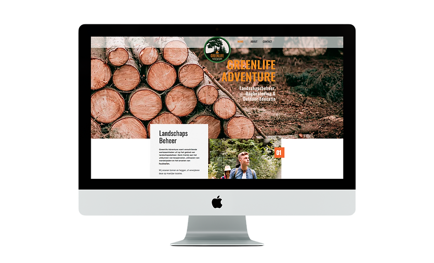 Bloomcool-webdesign-greenlife-adventure