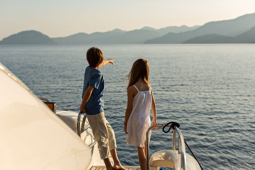 hybrid Yacht Zero Emissions
