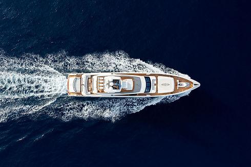 Yacht electric Motor