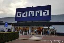 Gamma winkel spijksepoort