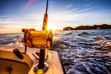 quiet fishing hybrid boat yacht