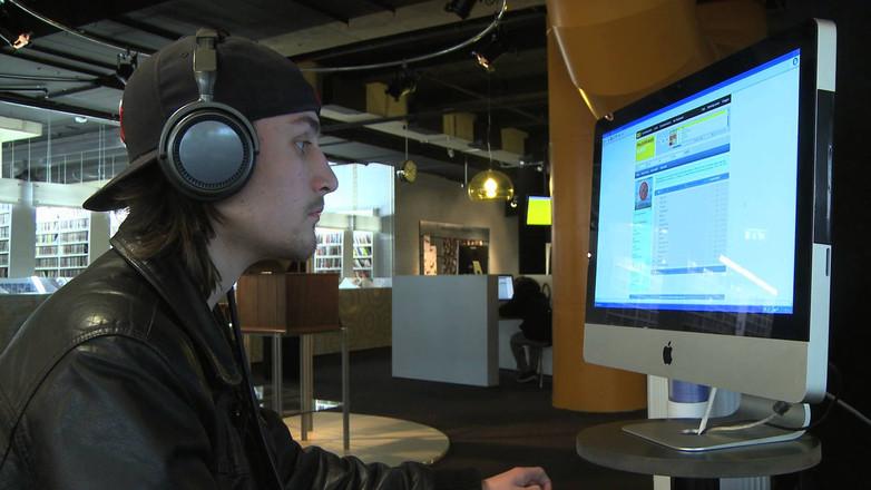Muziekwebplein Rotterdam